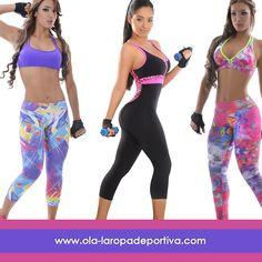 Diseñamos un estilo de vida a través de la Moda y el Deporte....OLA-LA ropa deportiva!  http://www.ola-laropadeportiva.com/  #Moda #Legguins #Enterizos #Conjuntos #Colombia #Fitness