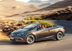 The launch of Cascada, Opel's new convertible for all seasons, is planned for early 2013th year. Cascada is a stylish four-seater with an elongated silhouette and high-quality soft top. Opel Cascada, a mid-size sedan not only by its size Length: 4697 mm Width: 1840 mm without side mirrors, but also for its attractiveness and first-class technologie