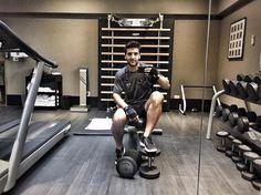 Repost barone_piero  Il mattino ha l'oro in bocca  #workout #buonadomenica