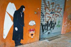 """Bologna – Street Art"" by @nomadbiba"