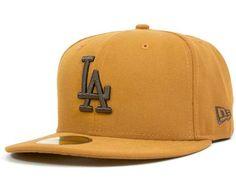 NEW ERA x MLB 「LA Dodgers」59Fifty Fitted Baseball Cap