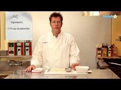 How to Make Strawberry Ganache by Mahalo