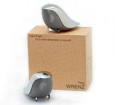 """Creative Speakers """"Wrenz Birdies"""""""