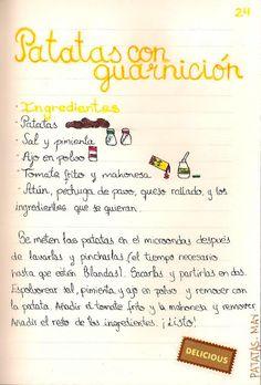http://ladronaderecetas.blogspot.com