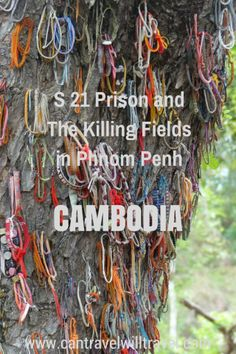 S21 Prison and the Killing Fields in Cambodia #s21 #seasia  #thekillingfields #cambodia #phnompenh #s21prison