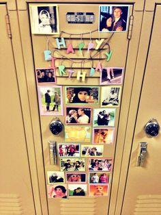 9 Best Birthday Locker Ideas Best Friend Birthday Bff Birthday Friend Birthday