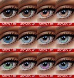 Eyes V3 at GOPPOLS Me