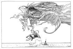 Moebius (Jean Giraud)  #comics #illustration #moebius