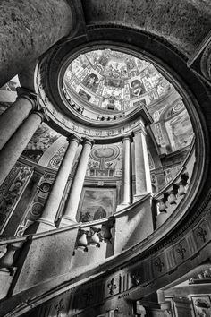 Spirale - Spirale Villa Farnese Caprarola