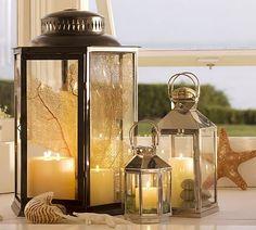 Coastal lanterns