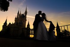 """Say """"I do"""" to happily ever after with Disney's Fairy Tale Weddings & Honeymoons. Photo: Stephanie at Disney Fine Art Photography"""