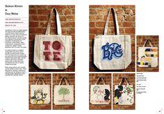11, Jitesh Patel, Jai Studio, Tote Bag Book, Laurence King Publishing, kalene rivers, dan weise, open space tote bag, typographic