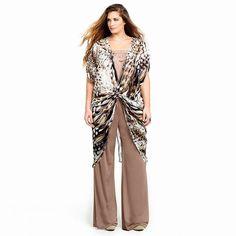 #SEELENLOOK NEWS   Leichte Sommer-Tunika von MAT Fashion https://seelenlook.de  #LagenLook #Boho #LayerLook #Style #PlusSize #PlusSizeFashion
