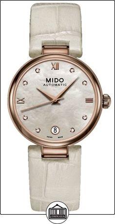 Reloj de pulsera para mujer - Mido M022.207.36.116.11  ✿ Relojes para mujer - (Lujo) ✿