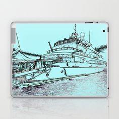 The real deal Laptop & iPad Skin by sladja - $25.00 Laptop Skin, Ipad, Polaroid Film