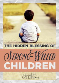 The Hidden Blessing Of Strong Willed Children
