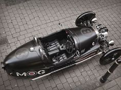 Why the Morgan 3 Wheeler Will Save Your Gearhead Life