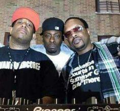 DJ PREMIER , DJ PETE ROCK & DJ JAZZY JEFF