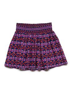 Tribal Print Woven Skirt (Kids)   FOREVER21 #F21Girls