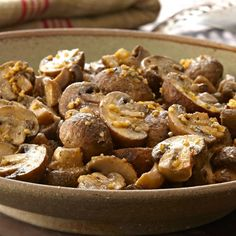 Four ingredients is all it takes to make these foil packet mushrooms that pair perfectly with grilled meats.