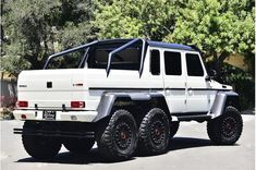 Mercedes 6x6, Used Mercedes Benz, Mercedes G Wagon, Mercedes G Class, E55 Amg, 6x6 Truck, Slr Mclaren, Bone Stock, Mercedez Benz