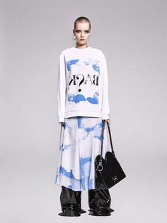 BACK - Cloud uni sweatshirt