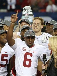 Alabama quarterback Blake Sims proves doubters wrong this season