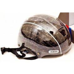 Kranium Helmet | Bike Republic  Recycled cardboard, safer than polystyrene.