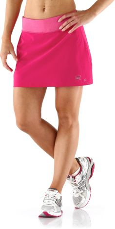 Next time I go shopping for running clothes.. getting me a running skirt!