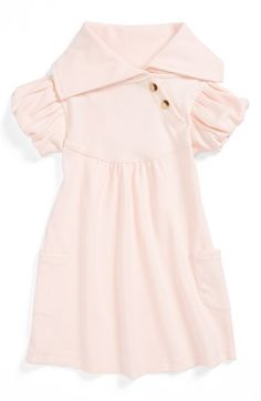 Kate Quinn Organics Short Sleeve Dress (Baby Girls) available at #Nordstrom