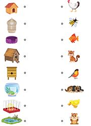 Nursery Worksheets, Animal Worksheets, Printable Preschool Worksheets, Kindergarten Worksheets, Preschool Activity Books, Preschool Writing, Activities For Kids, 1st Grade Homework, Shape Tracing Worksheets