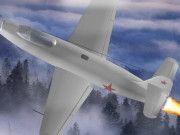 Soviet Yakovlev Yak-19-1 Fighter Free Aircraft Paper Model Download
