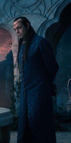 Elrond #LoHobbit #DesolazionediSmaug #TheHobbit #Hobbit