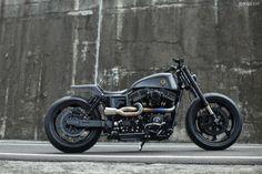 Best custom motorcycle builders: Rough Crafts.