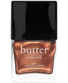 butter London Nail Lacquer - Trifle (817323016669) butter London's highly-pigmented lacquers are created for the catwalk and formulated to nourish and protect nails. Create bespoke looks with countless colours and finishes. butter London does not add formaldehyde, toluene, or Dbp to any of its nail formulas. It's colour without compromise.