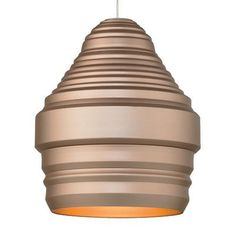 Tech Lighting Ryker 1 Light Monorail Pendant