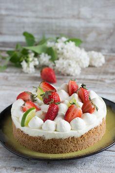 Chic, chic, chocolat...: Key lime pie (recette très facile)