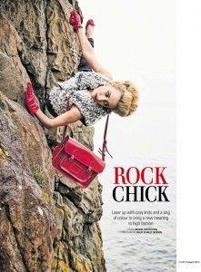 Rock Chick Zatchels