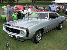1969 COPO 427 ZL1 rs