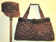 Hat with bag Leopard Denim Jean https://poshmark.com/closet/haveheartdailys?availability=all&spt=true