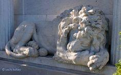 Döblinger Friedhof.... Vienna, Lion Sculpture, Statue, Walks, Beautiful, City, Cities, Sculptures, Sculpture