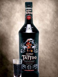 Bob's Brew and Liquor Reviews: Captain Morgan Tattoo