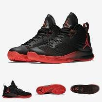 online store b9a3a 10081 Zapatillas Nike Jordan Super Fly 5   Black Infrared 2016