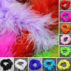 E74  1 PC arious Colours 2Meters Marabou Feather Boa For Burlesque Boas Fancy Dress Party-in Feather from Home & Garden on Aliexpress.com   Alibaba Group