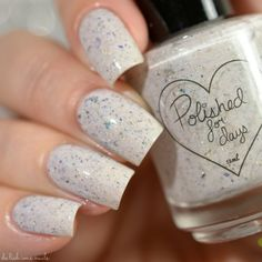Polished for Days Christmas 2016 - White Christmas
