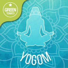 """""""YOGOM - Yoga gratuit illustré"""" Santé et remise en forme sur Android et iOS"""