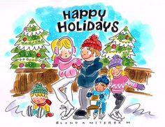 Happy Holiday - by Blond Amsterdam
