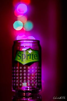 sprite...I saw these glasses over the holidays and should have bought them darn it