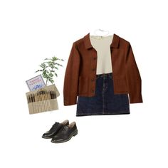Gratitude by jaxdm on Polyvore featuring American Apparel, Topshop, Jacquie Aiche and Pablo