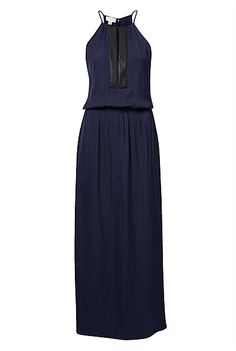 Perforated Maxi Dress - such a great everyday dress that can be dressed up for evenings too! Dress Skirt, Dress Up, Everyday Dresses, Dresses For Work, Formal Dresses, Hair And Nails, My Style, Skirts, Clothes